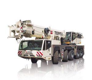 جرثقیل تیرکس Crane Terex