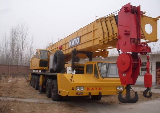 جرثقیل ۱۲۰ تن کاتو – crane kato nk1200