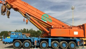 جرثقیل ۳۶۰ تن کاتو – crane kato nk3600