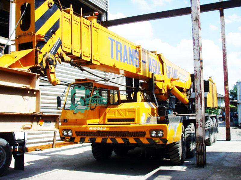 جرثقیل ۸۰ تن تادانو – Tadano TG-800M
