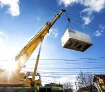 نصب انتقال برق جرثقیل